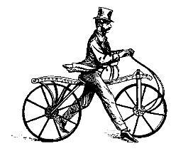 L'histoire de la bicyclette